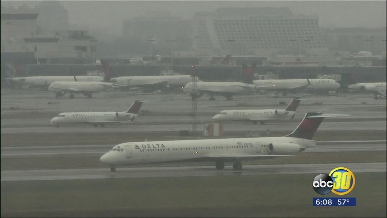 Atlanta blackout: Power outage shuts down nations busiest airport