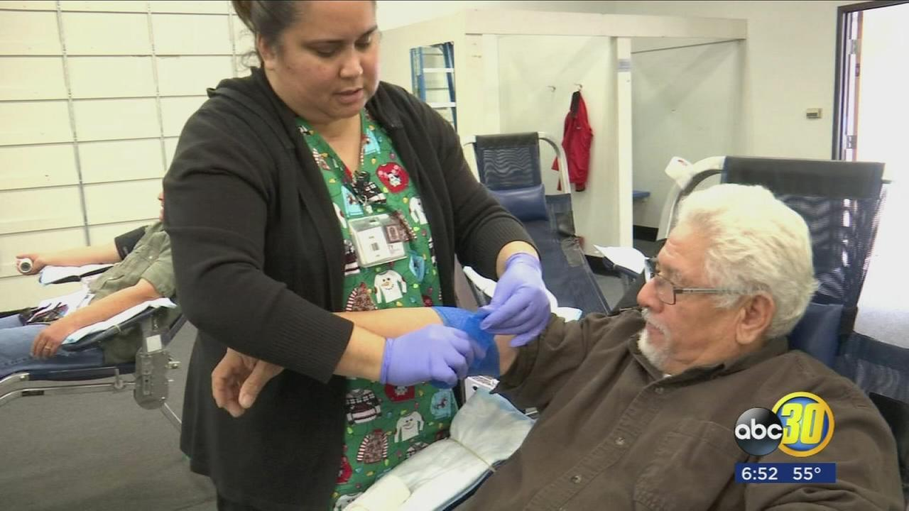 Holiday Heroes Blood Drive