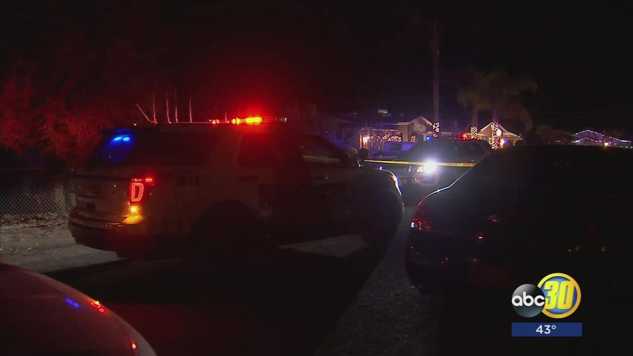Teen undergoing surgery after being shot in the stomach in Orosi drive-by shooting