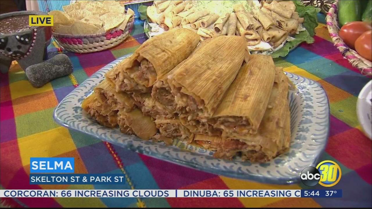 Valley restaurant making thousands of tamales to get ready for the holidays