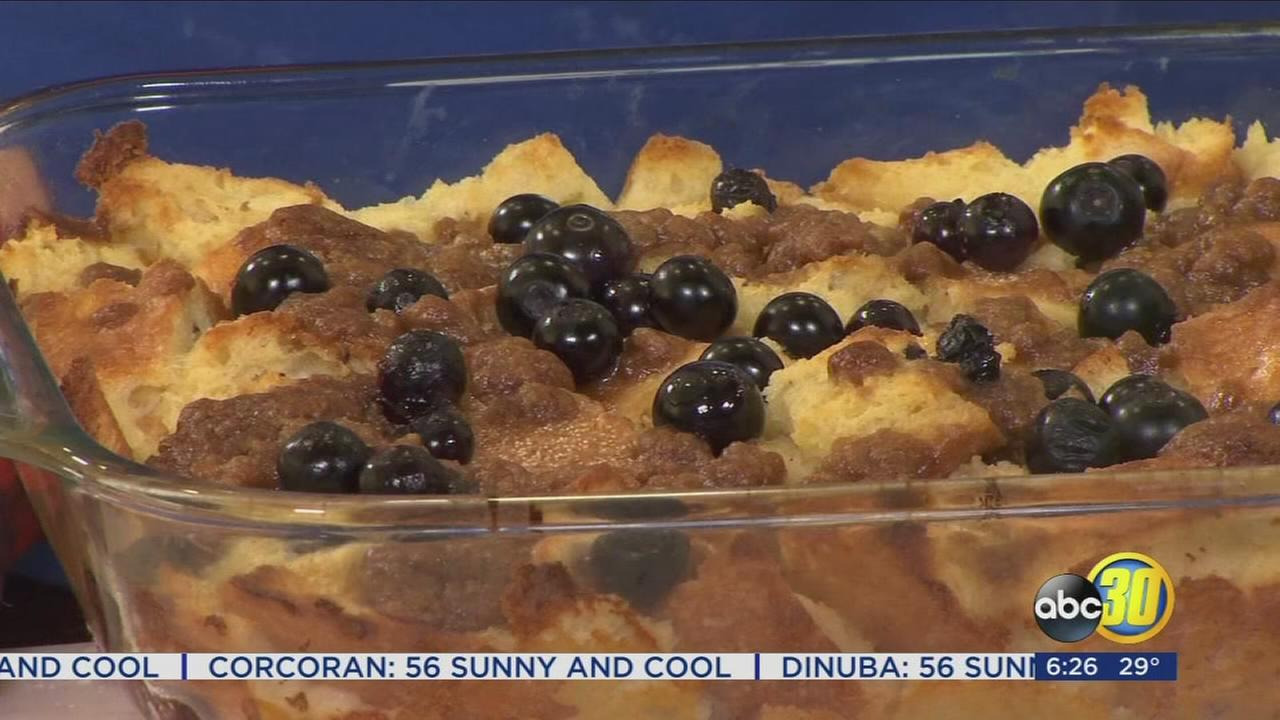 Chef Shayna: French Toast Casserole