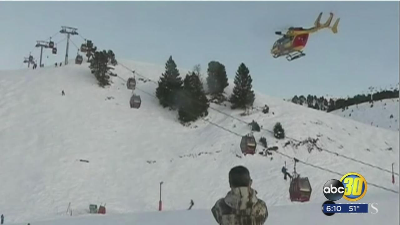 french alps rescue