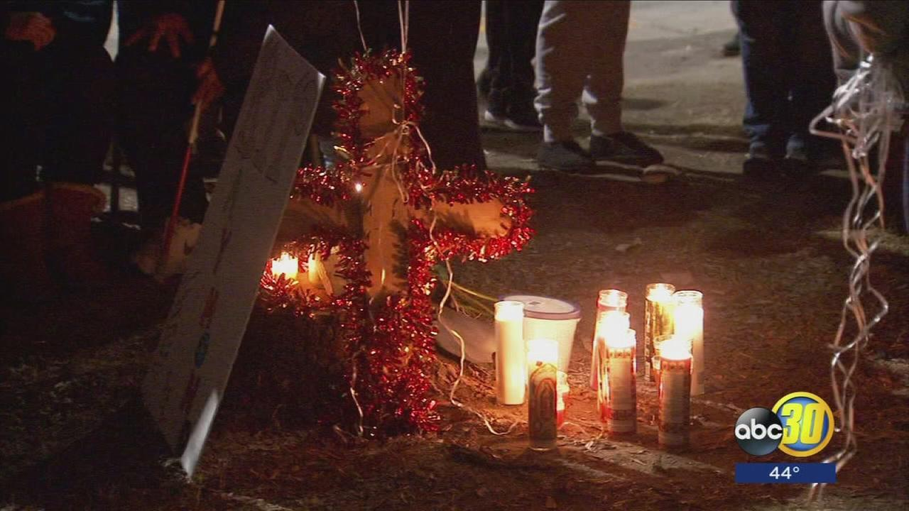 Friends and family remember Hanford father killed in hit and run crash on Christmas Day