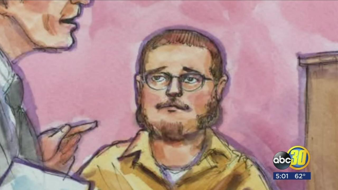 Judge detaining Valley man who planned SF terror attack because he is a danger to the community