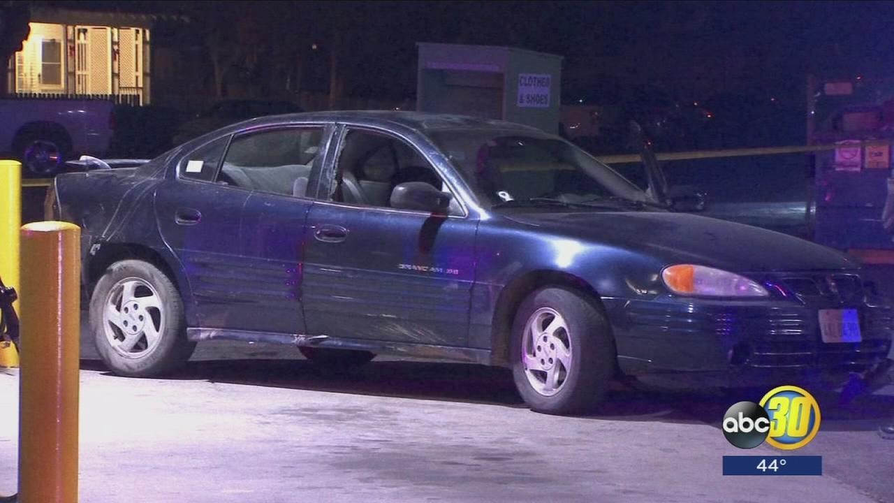 Gas station confrontation in Caruthers sends 2 to the hospital