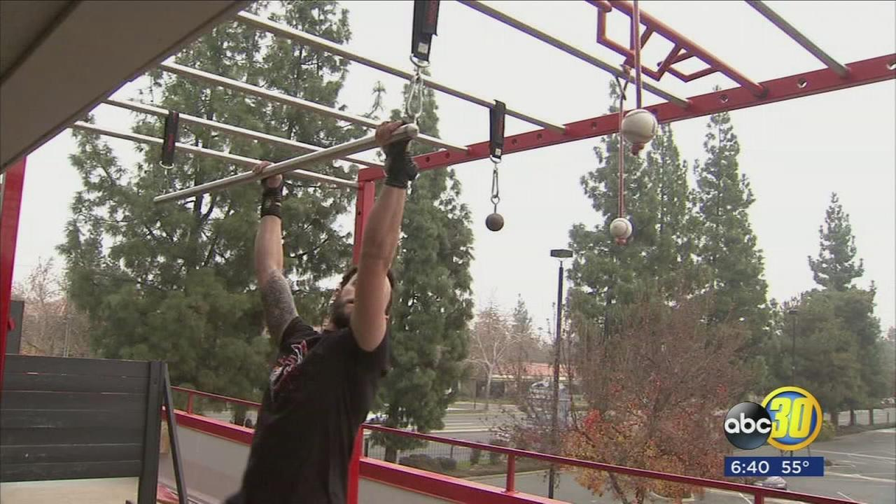 Unique fitness trend helping people jumping into the New Year to get into shape