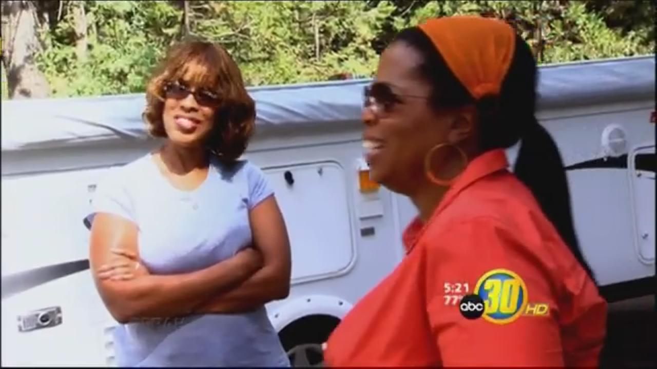 Oprahs Yosemite adventure