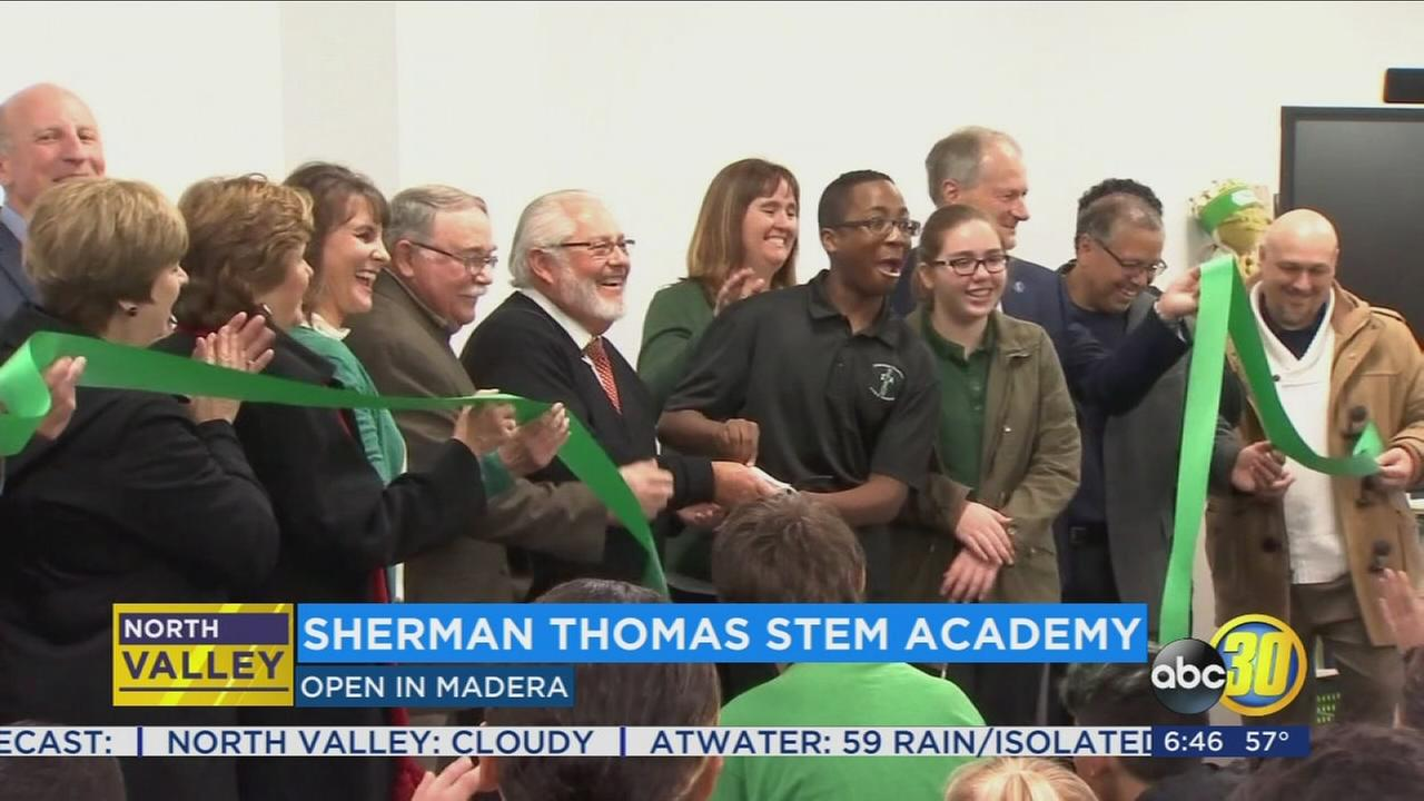New middle school has opened its doors in Madera