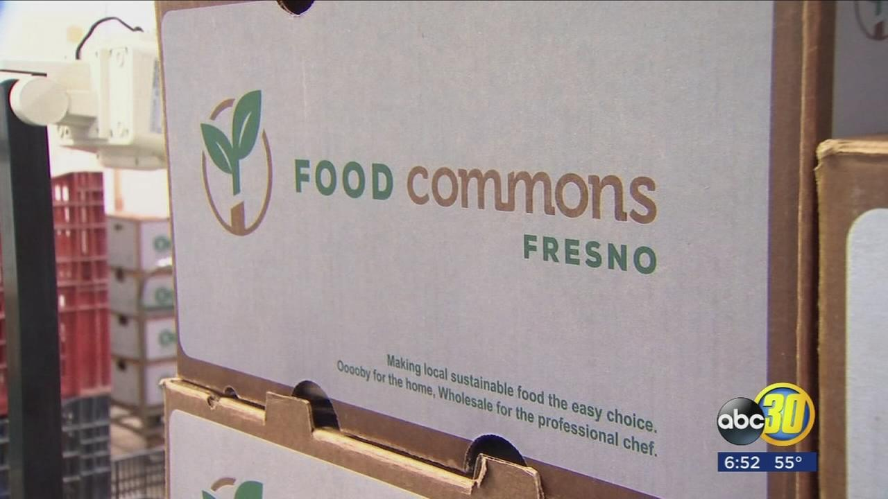 Food Commons Fresno is hoping to build healthier communities by expanding its operations