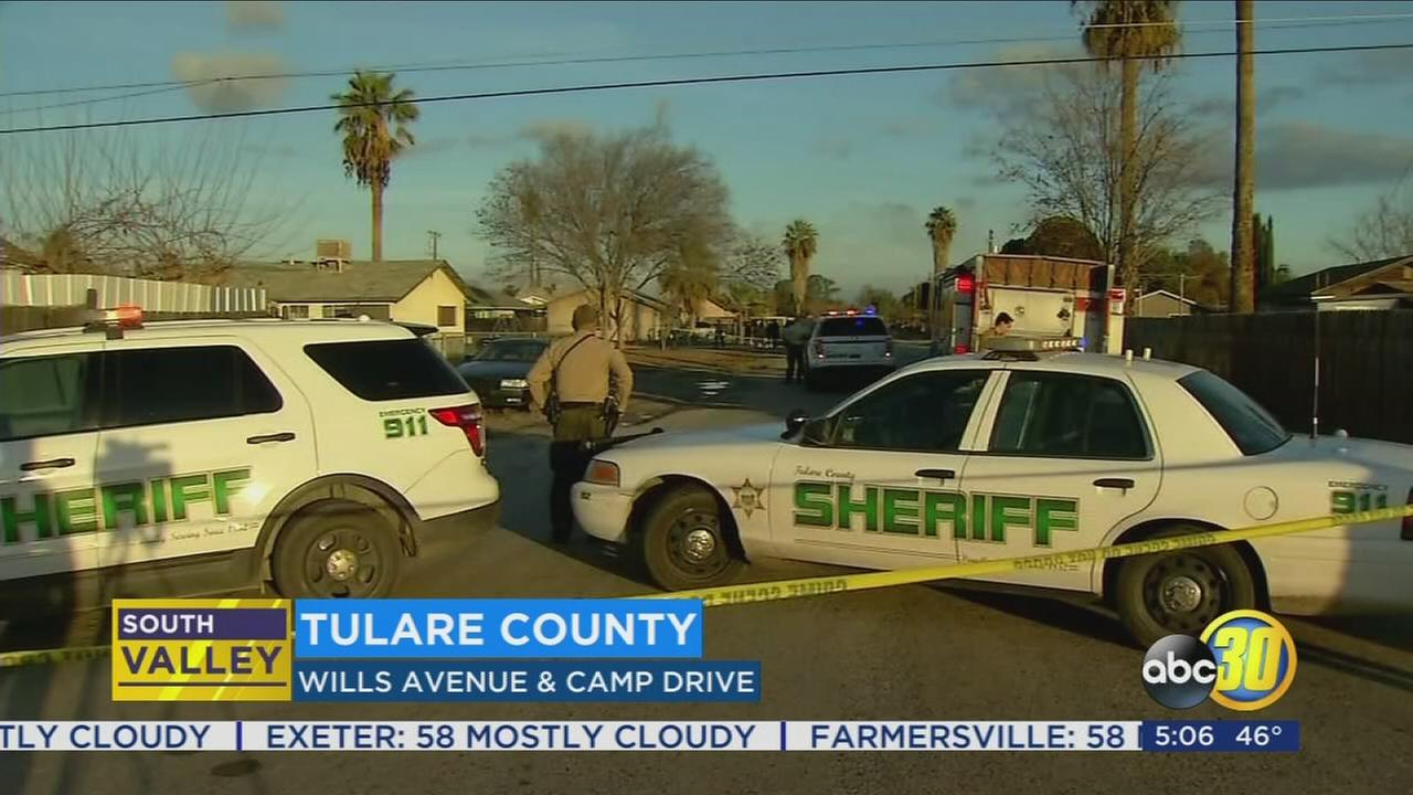 Police investigating shooting in Goshen that leaves man hospitalized