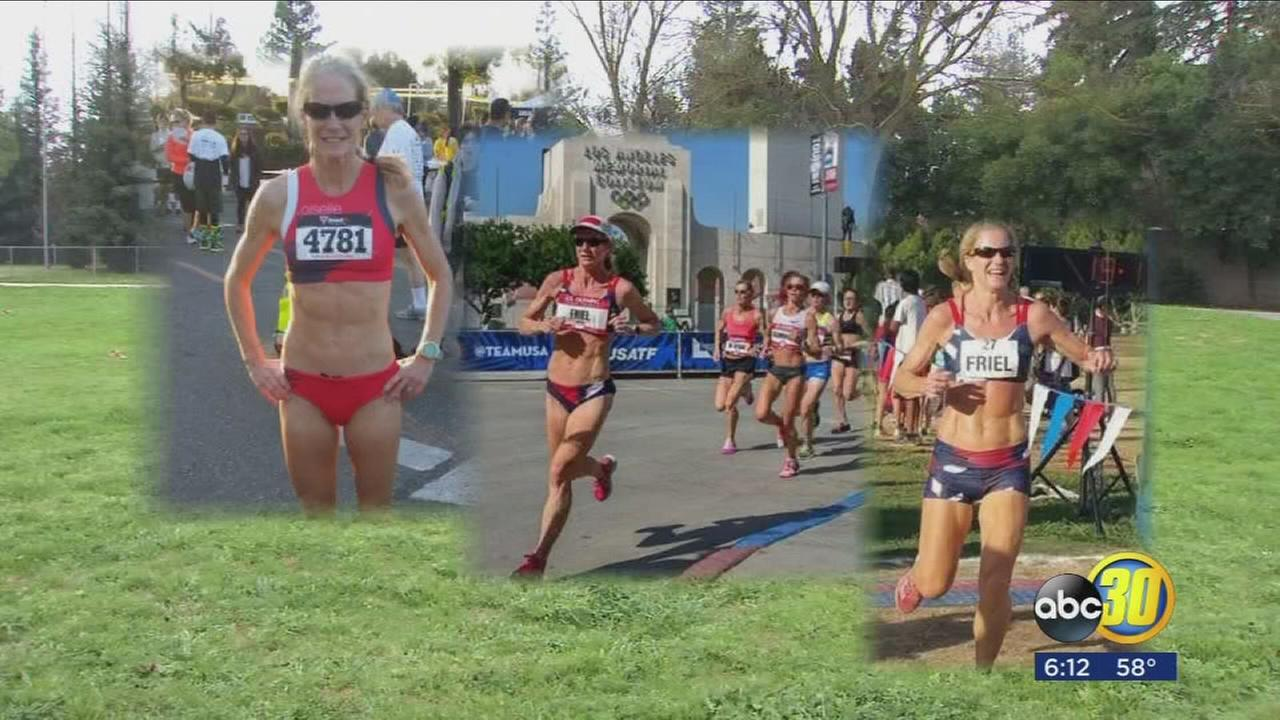Fresno woman qualifies for Olympic marathon trials at age 50