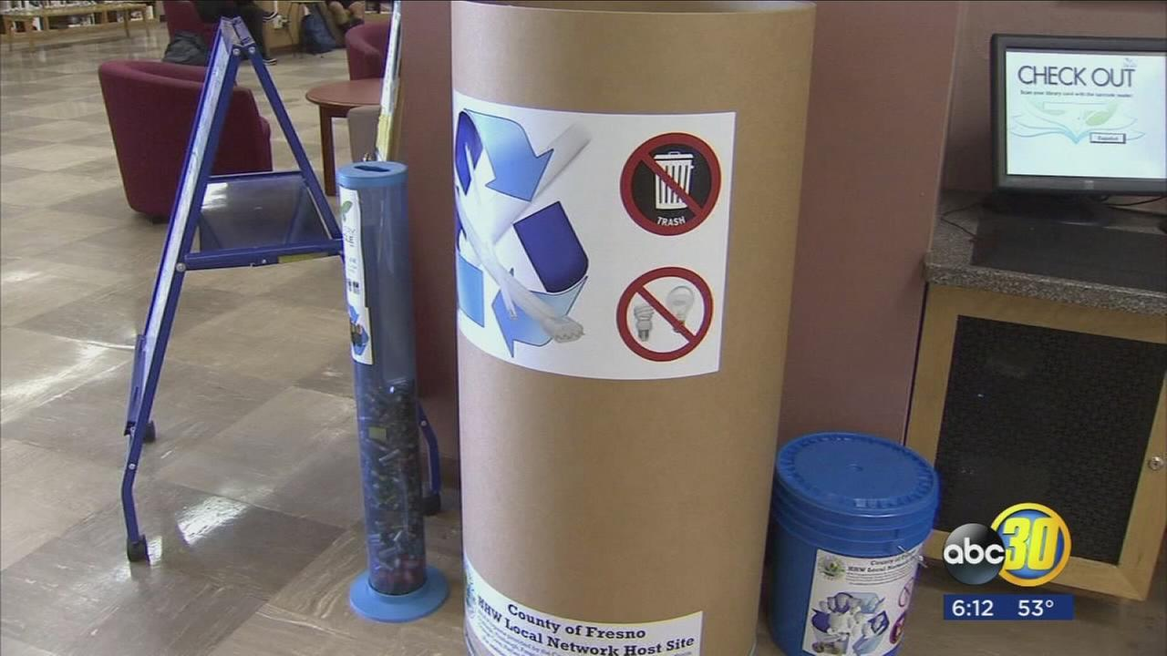 City of Fresno offers way dispose of hazardous waste