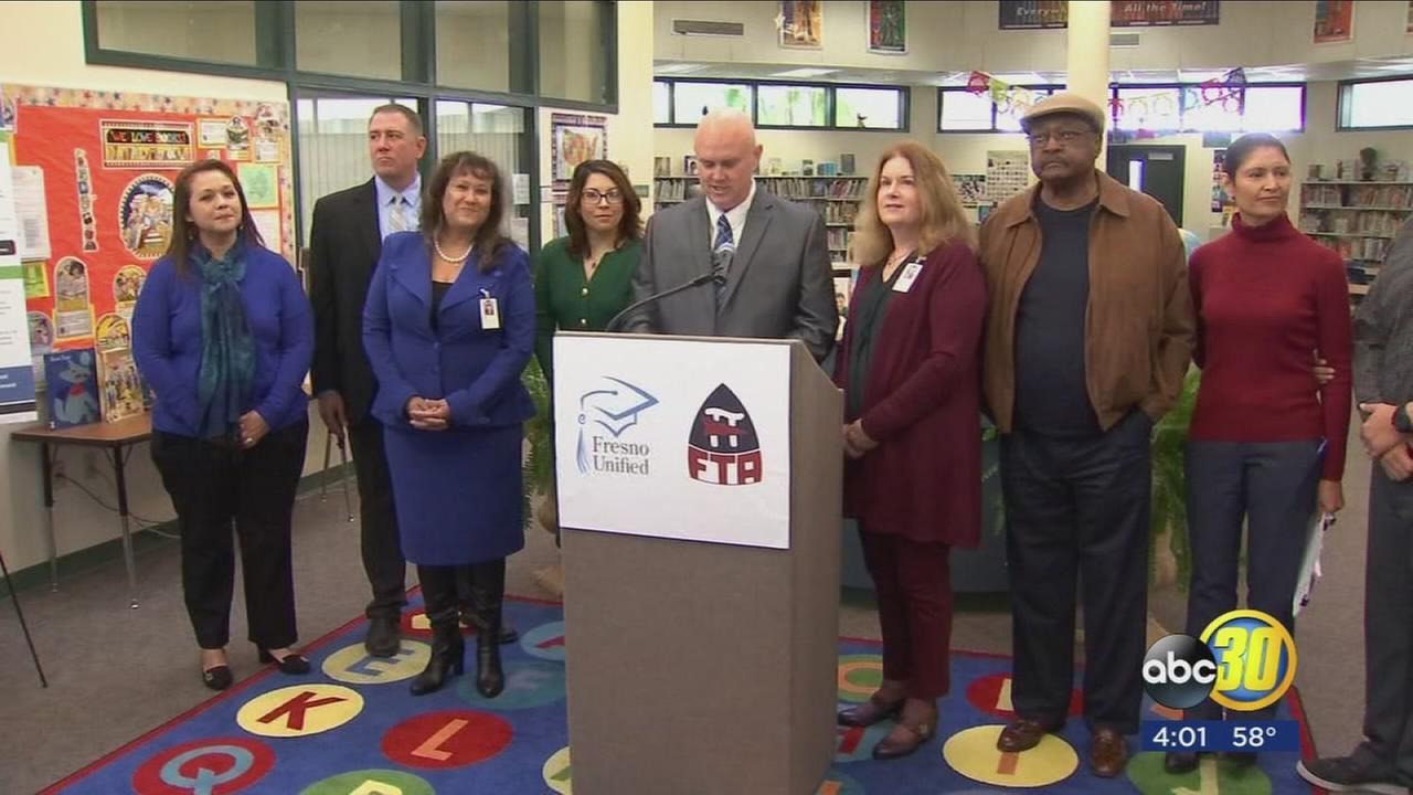 Fresno Teachers Association and Fresno Unified reach tentative agreement