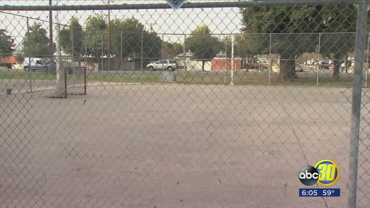 Fresno residents fight to keep hockey rink at Fresno park