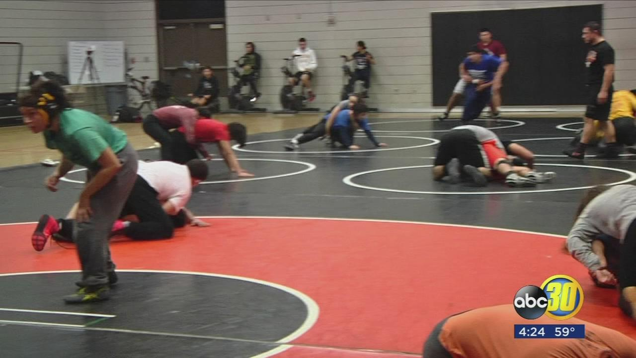 Good Sports: Selma Girls Wrestling