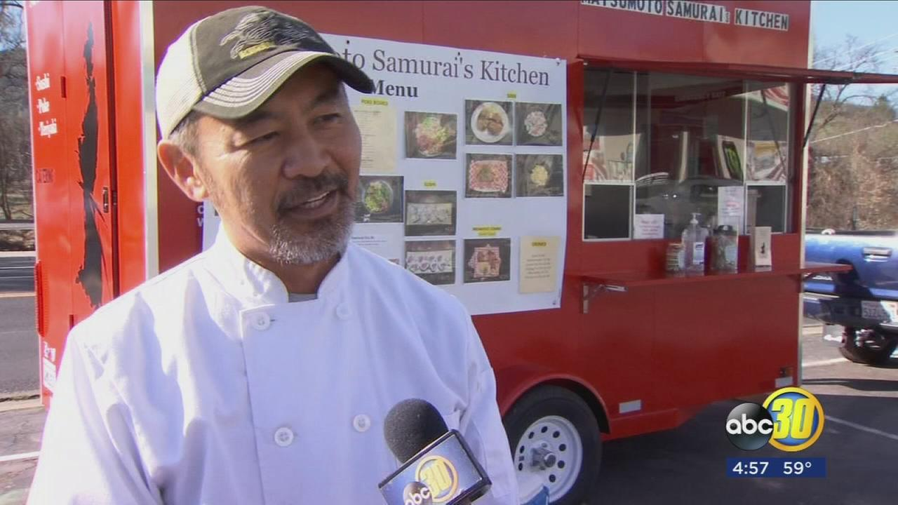 Oakhurst sushi truck rolls into the foothills