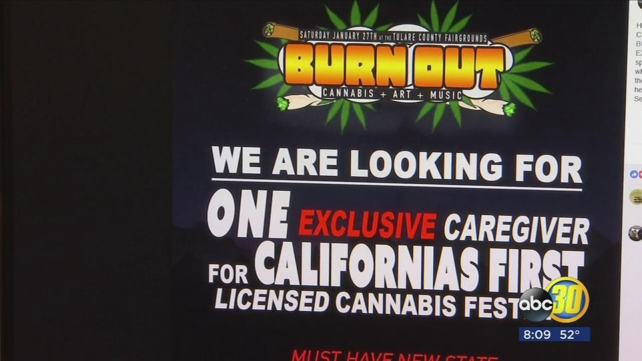 Burn Out festival organizers consider suing City of Tulare
