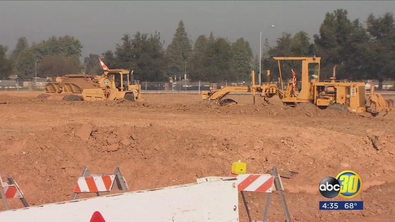 Uptick in Fresnos economy leading to changes in Northwest Fresno
