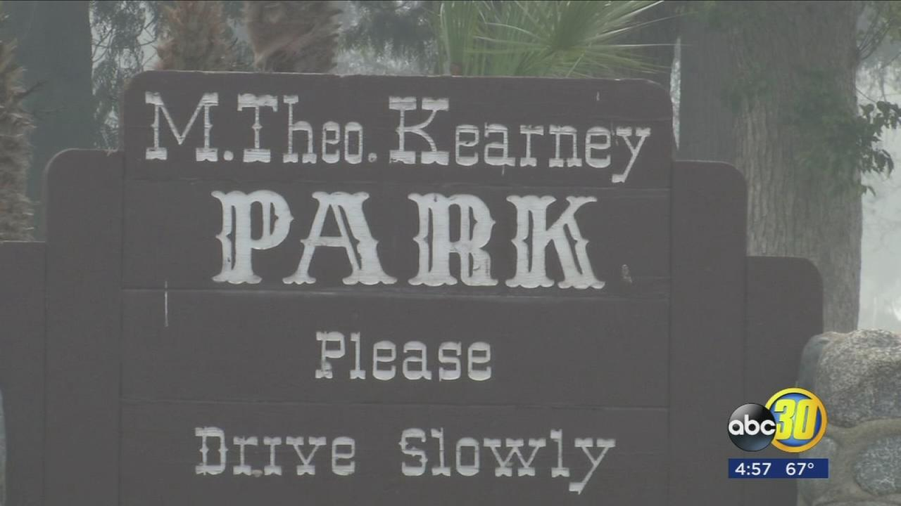 Kearney Park in Fresno closes for the next few weeks