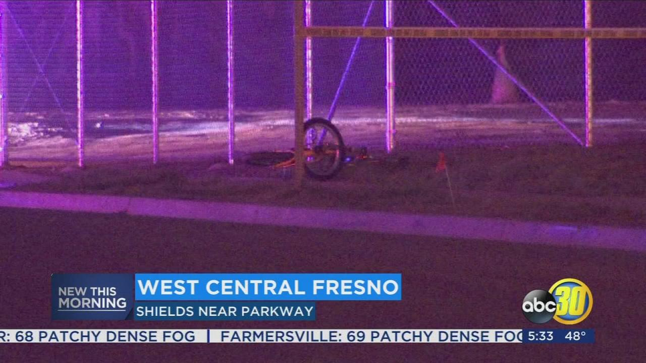 Man sent to hospital in critical condition after being shot several times in West Central Fresno