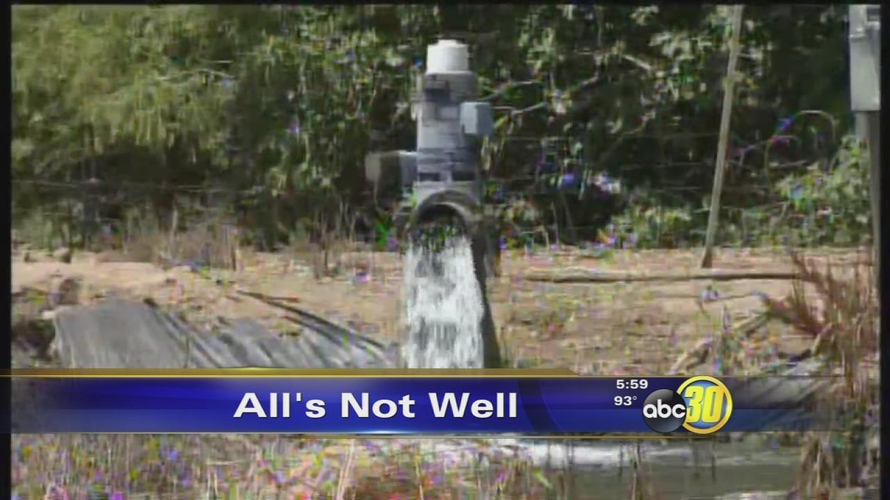 madera water wells