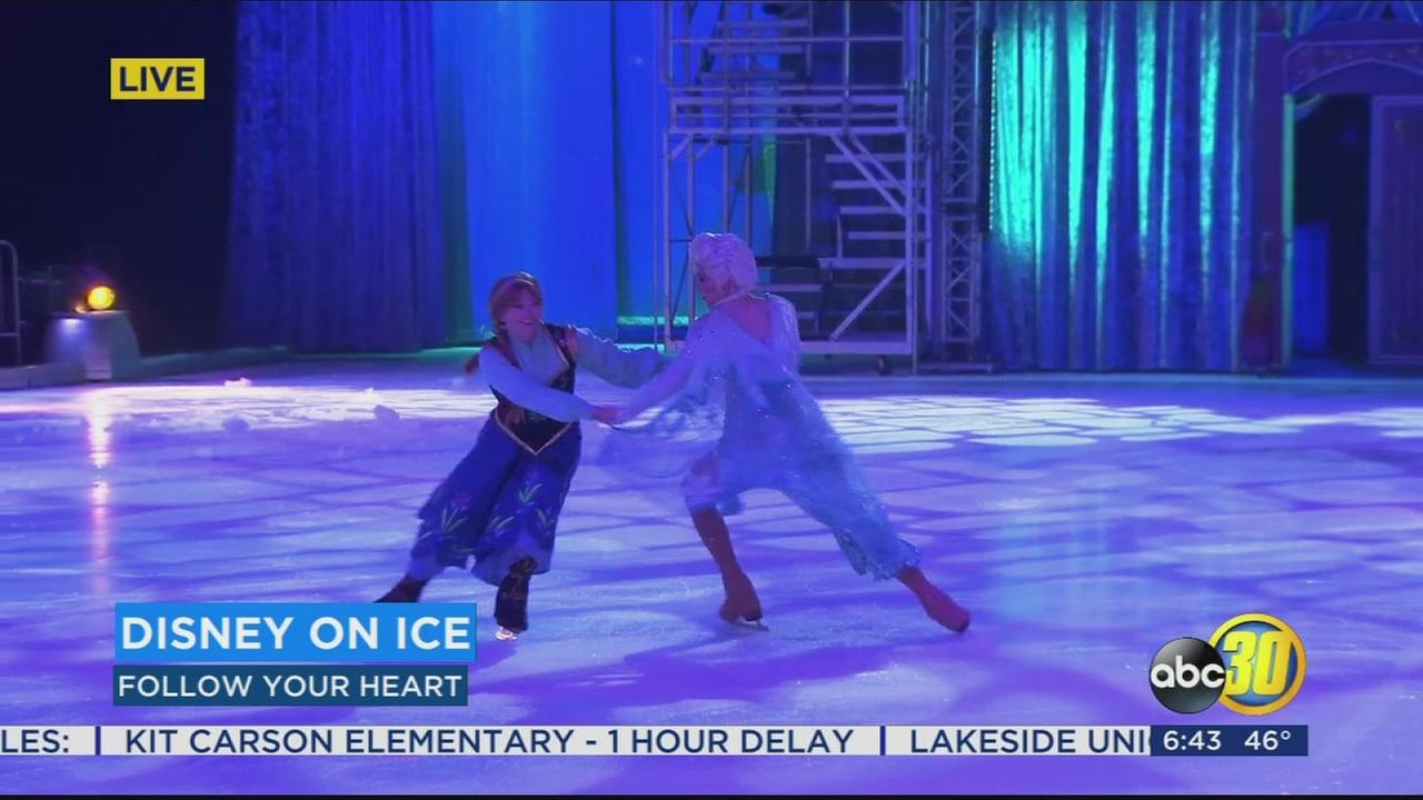 Disney On Ice is back in Fresno