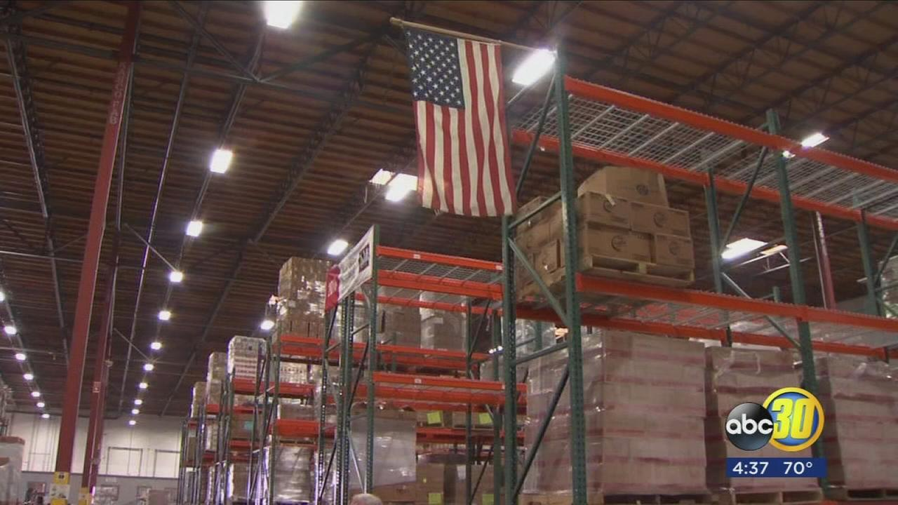 Community Food Bank readying for big move