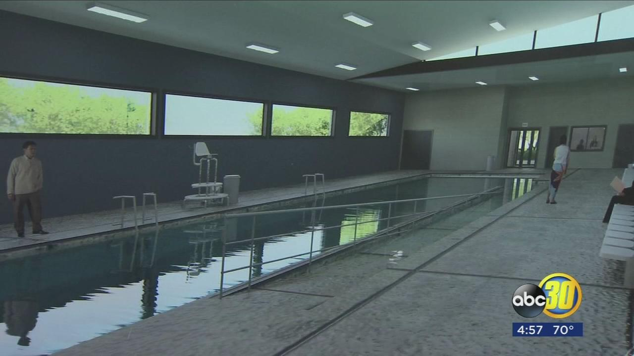 Non-profit Break the Barriers looking for donor to help them make big improvements to facility