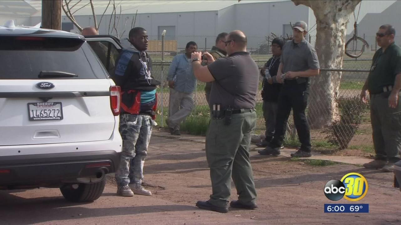 Good Samaritan thwarts burglary in Fresno