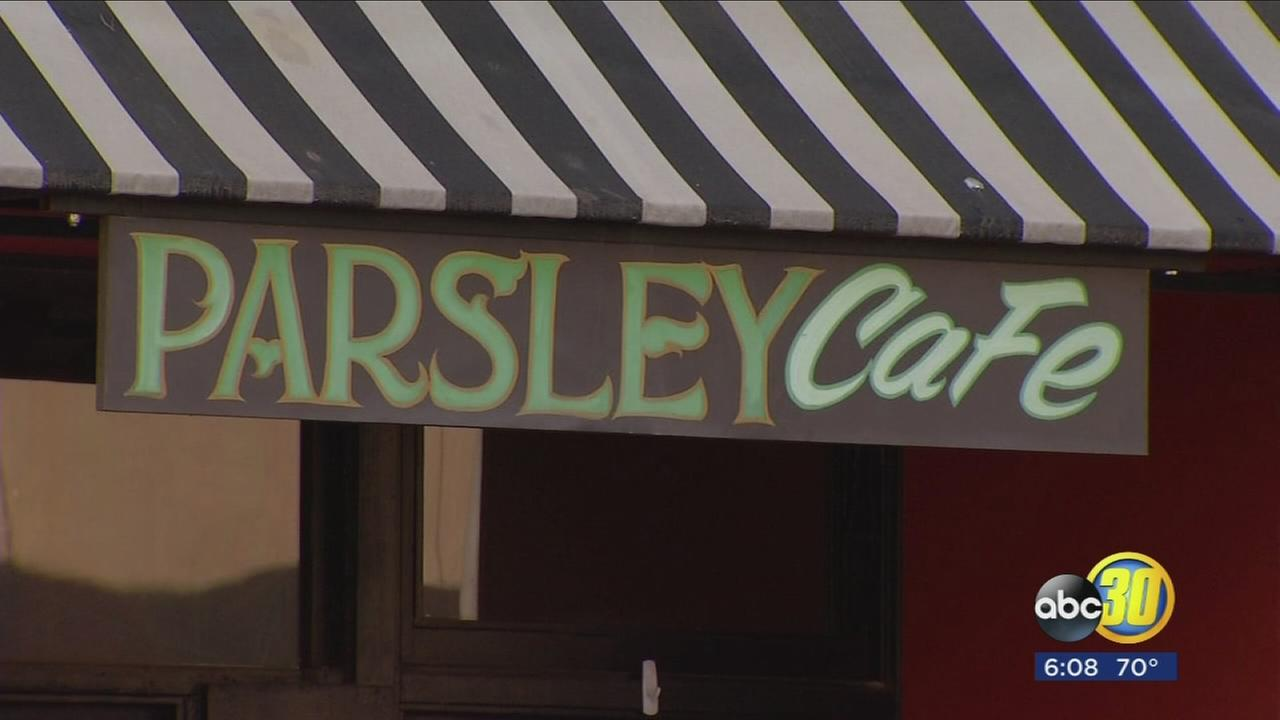 Parsley Garden Caf? in Downtown Fresno closing its doors this month