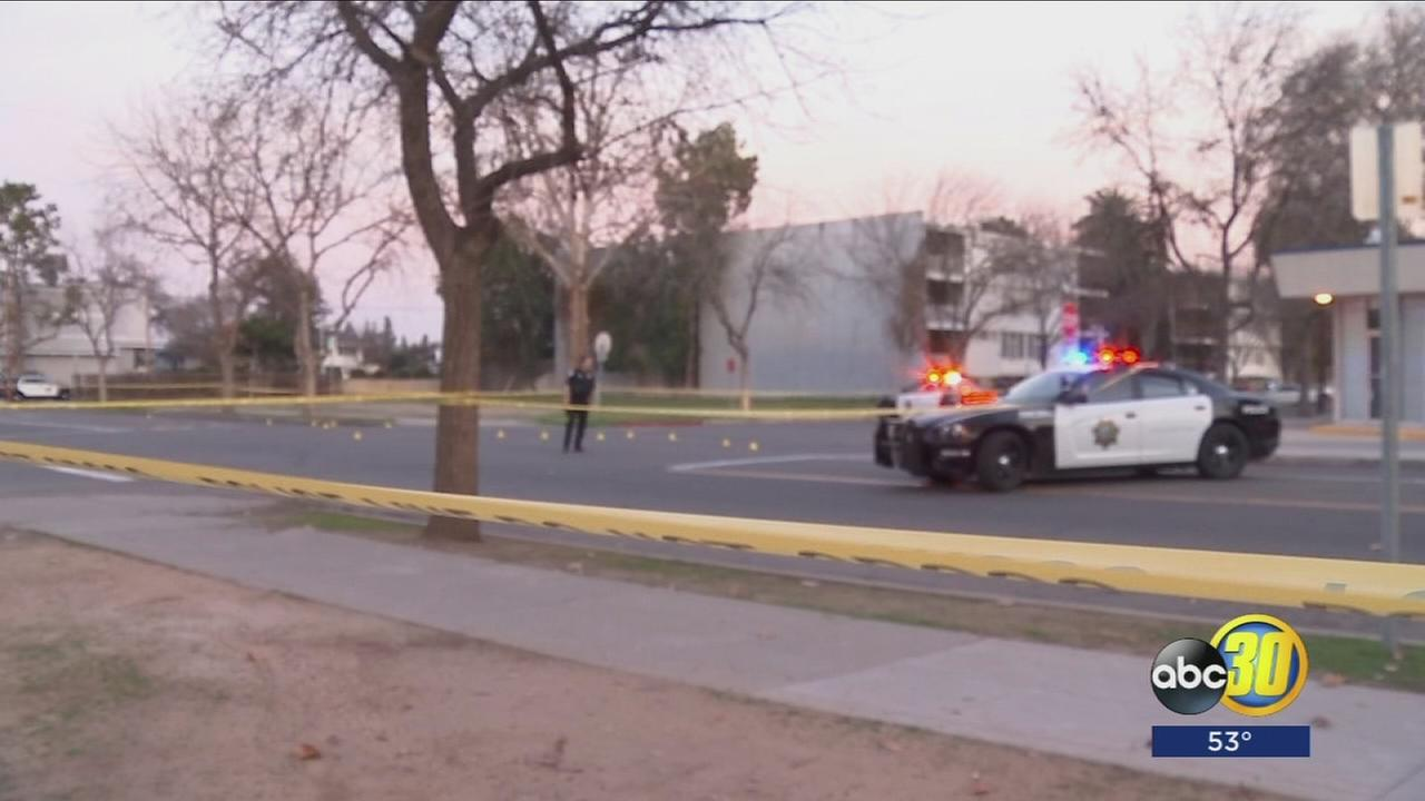 Surge in gang violence sends 7 people to the hospital in 5 separate shootings in Fresno