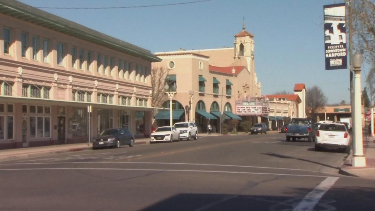 Small businesses in Hanford are seeing resurgents of shoppers coming back to their shops