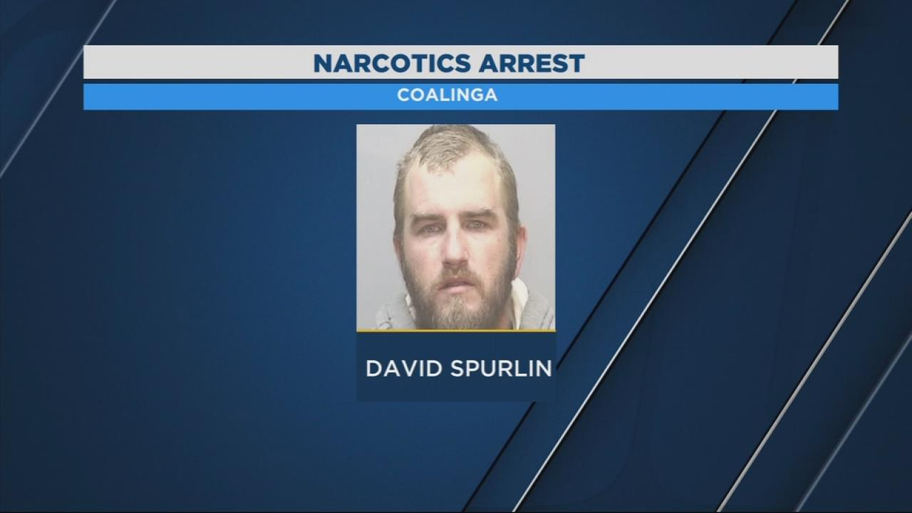 Coalinga Police arrest man running an unlicensed auto detailing business after finding drugs