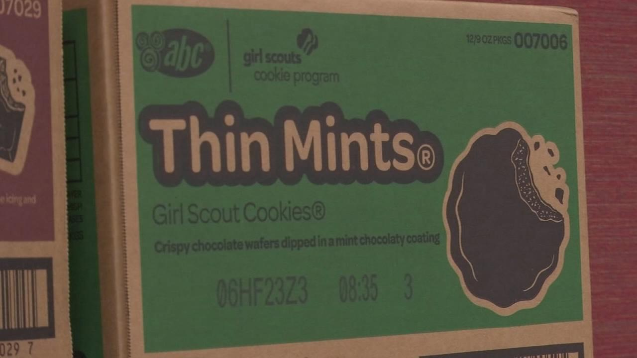 Fresno orthodontist is buying Girl Scout cookies to donate to troops overseas