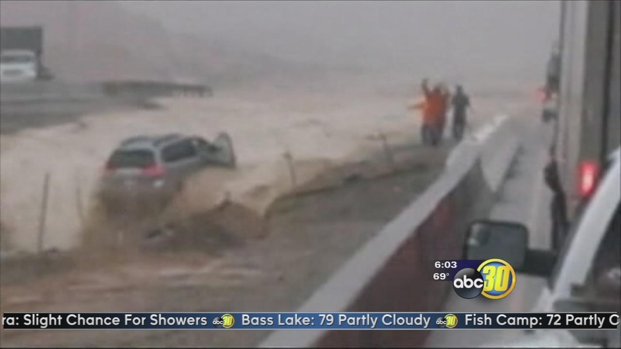 The Southwest braces for heavy rains, flooding
