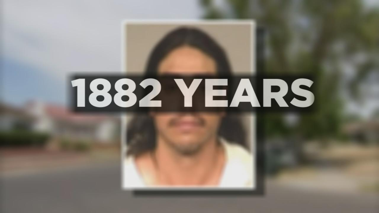 Sex offender who hid in Fresno home could face steepest ever punishment