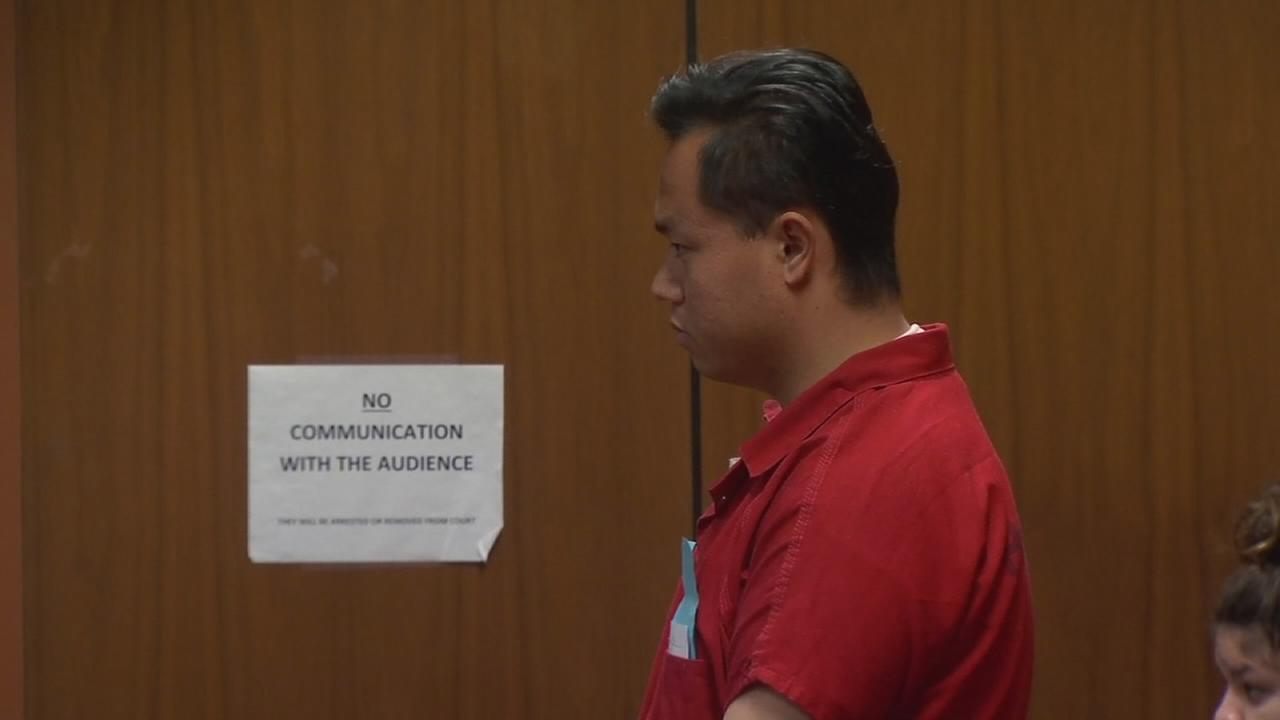 Teachers aid accused of molesting special needs student pleads not guilty