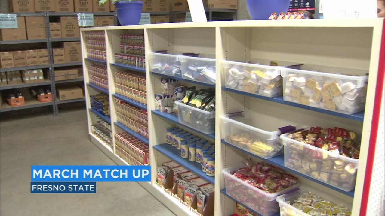 Fundraiser to help Fresno State Student Cupboard in full swing