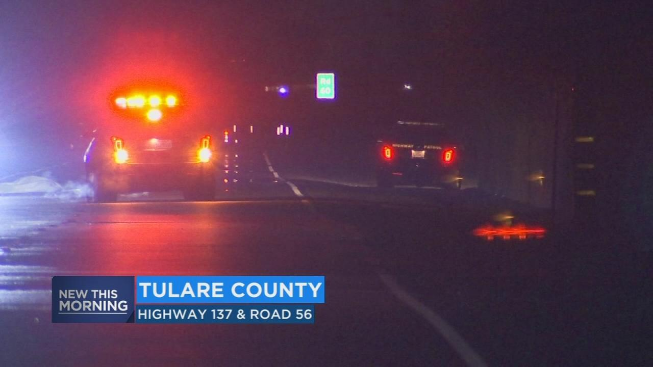 Police looking for driver involved in hit and run that killed Visalia man