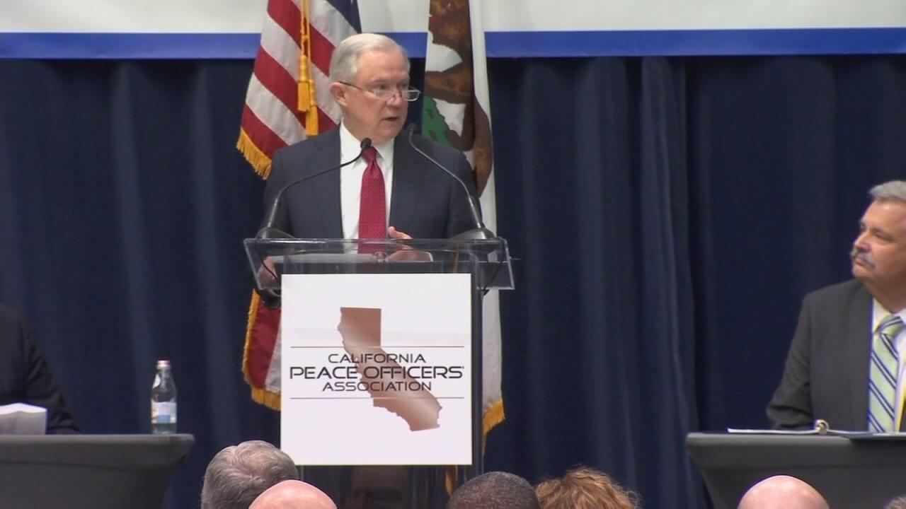AG Sessions asks for sanctuary jurisdictions to stop obstructing justice, state officials respond