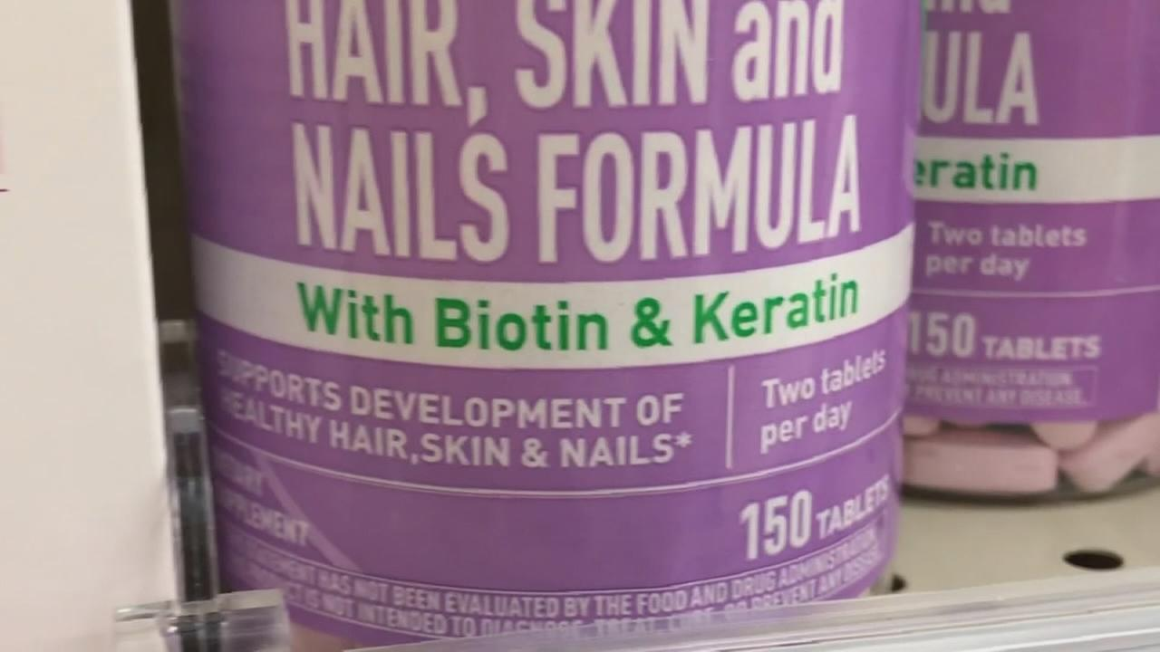 A beauty supplement with an ugly downside