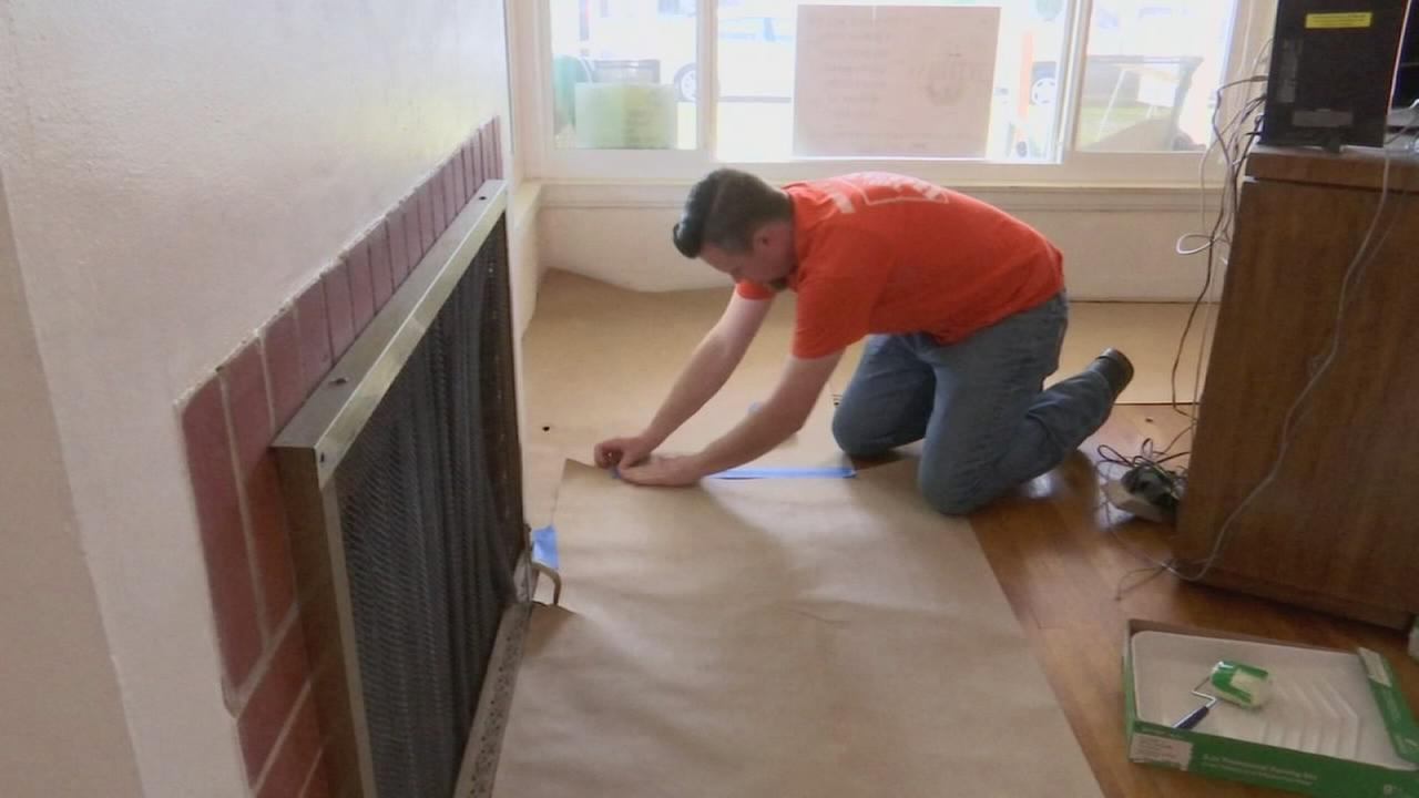 Home Depot volunteers transform Hospitality House for Central Valley veterans