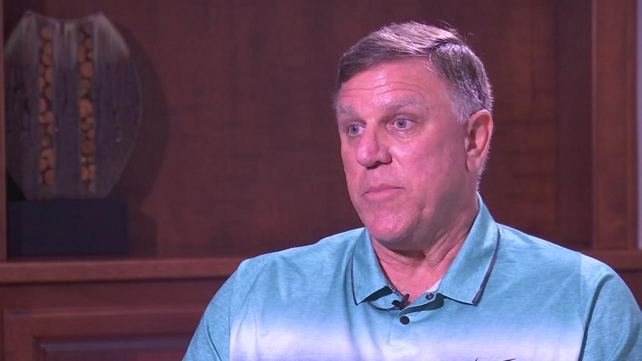 Former Superintendent Sutton discusses his controversial termination for the first time