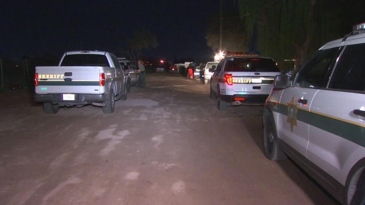 Four masked men break into Fresno County home