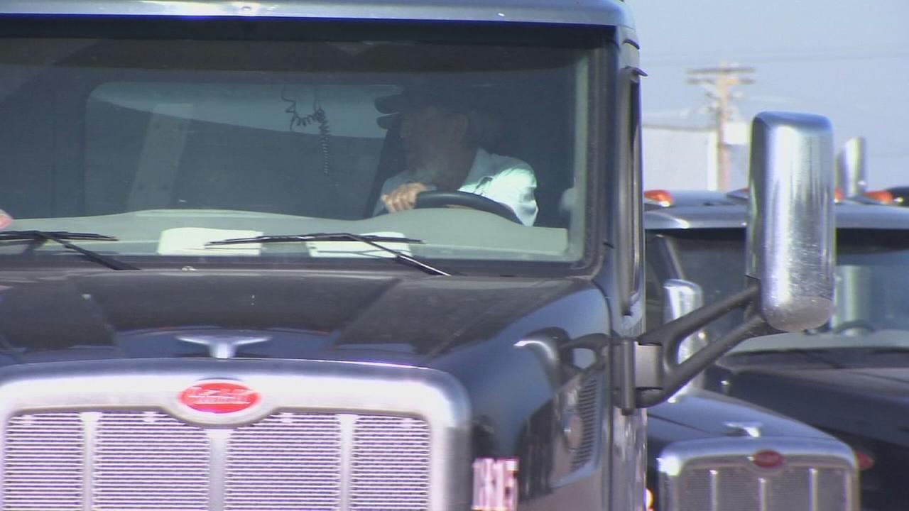 Local program helps Welfare recipients find jobs in the trucking industry