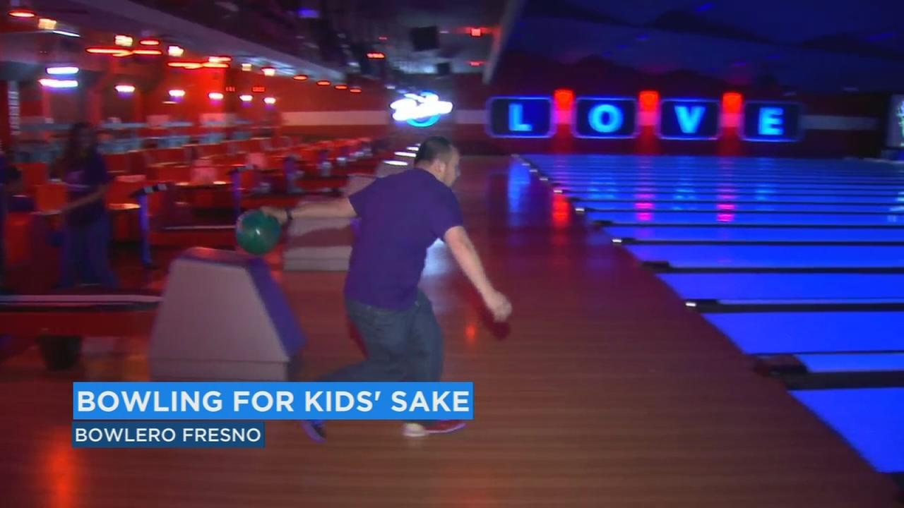 Bowl for Kids Sake rolls to a start