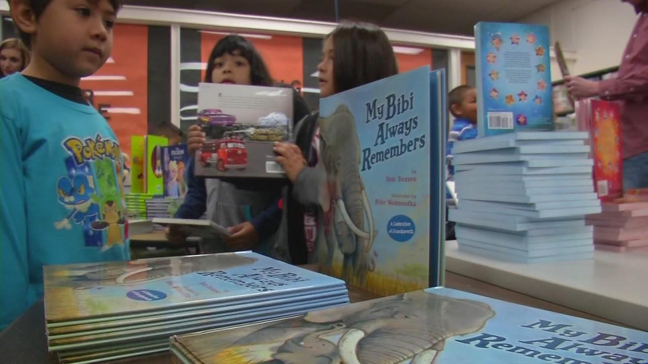 5,000 books donated to the children of Tulare County