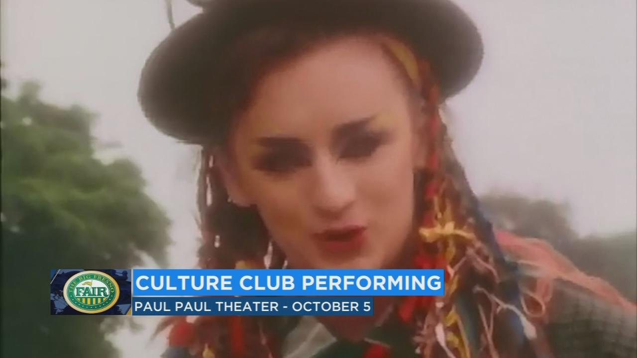 Boy George and Culture Club Will Perform at The Big Fresno Fair!
