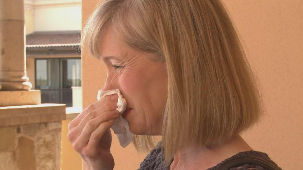 Combination of flu and allergies making many in Valley feel sick