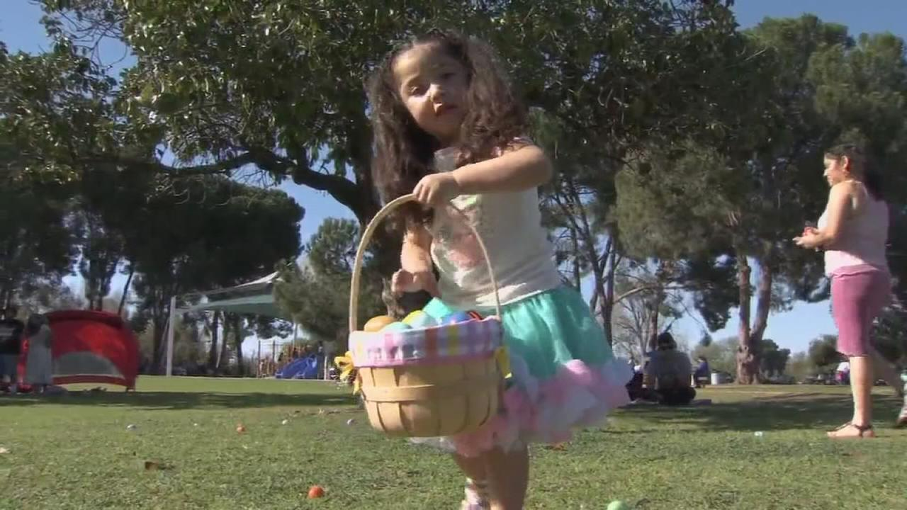 Easter marks the first major weekend of visitors for Fresno City parks